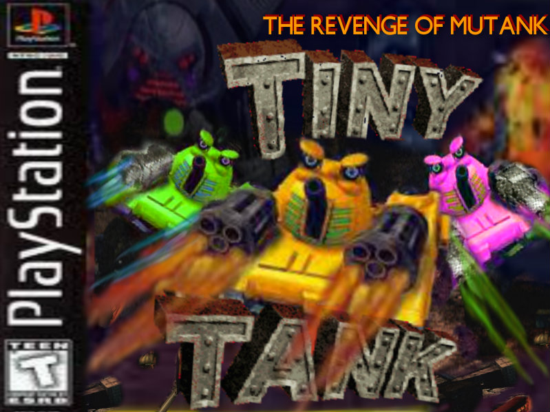 Tiny Tank - Magyar Fejlesztésű Játékok