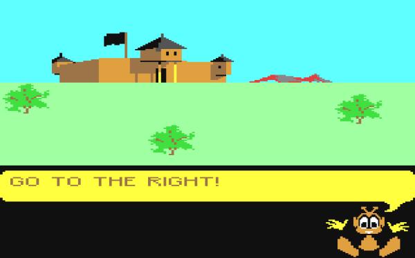 Wild West - Magyar Fejlesztésű Játékok - Commodore64