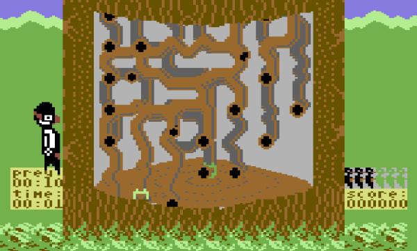 Woodpecker C64 - Magyar Fejlesztésű Játékok