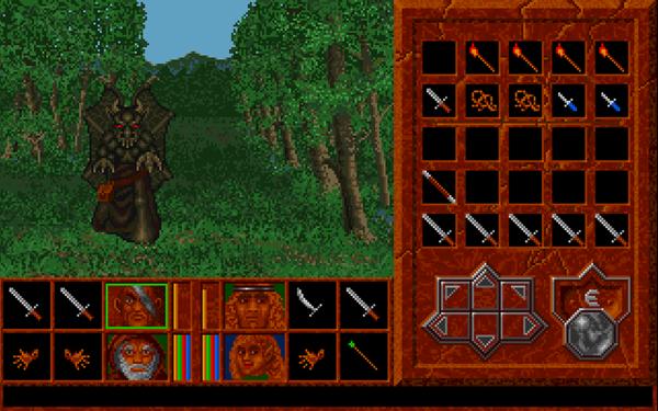 Abandoned Places 2 - Magyar Fejlesztésű Játékok - Amiga