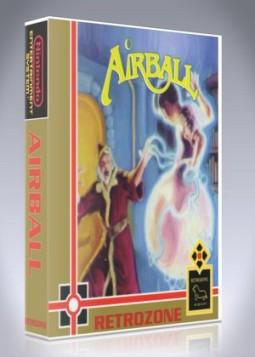 Airball - NES - Magyar Fejlesztésű Játékok c