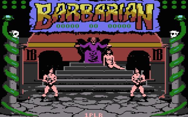 Barbarian - Magyar Fejlesztésű Játékok - Plus4