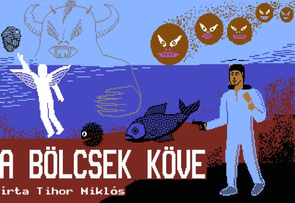 Bölcsek Köve - Plus4 - Tihor Miklós - Magyar Fejlesztésű Játékok