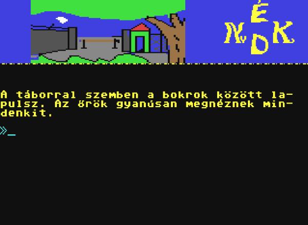 Behatolás a bázisra - Magyar Fejlesztésű Játékok