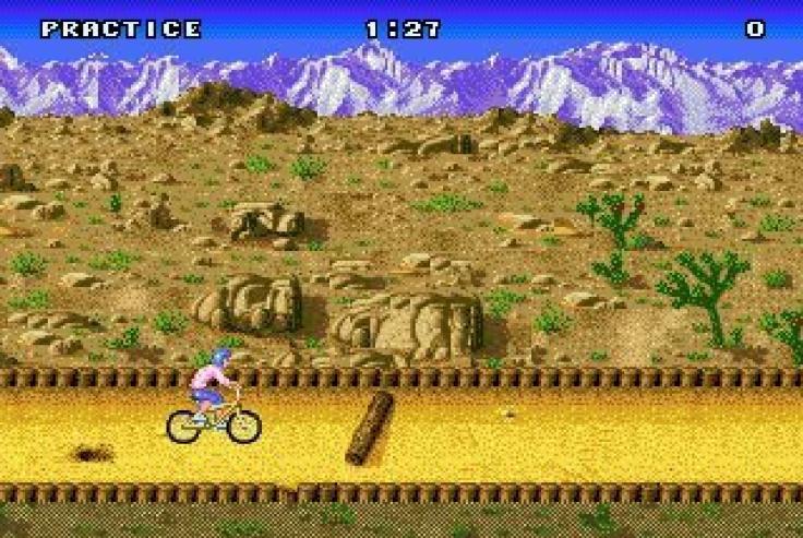 California Games - Mega Drive - Magyar Fejlesztésű Játékok