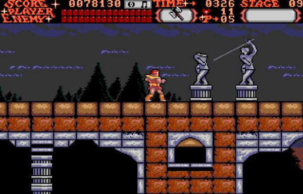 Castlevania - Amiga - Magyar Fejlesztésű Játékok