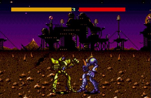 Cyborg Justice - Magyar Fejlesztésű Játékok - Sega Mega Drive