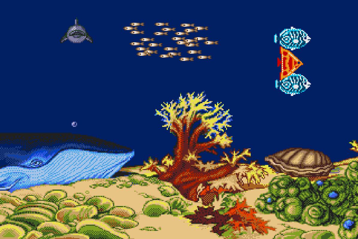 Ecco Jr and the Great Ocean Treasure Hunt - Magyar Fejlesztésű Játékok - Pico