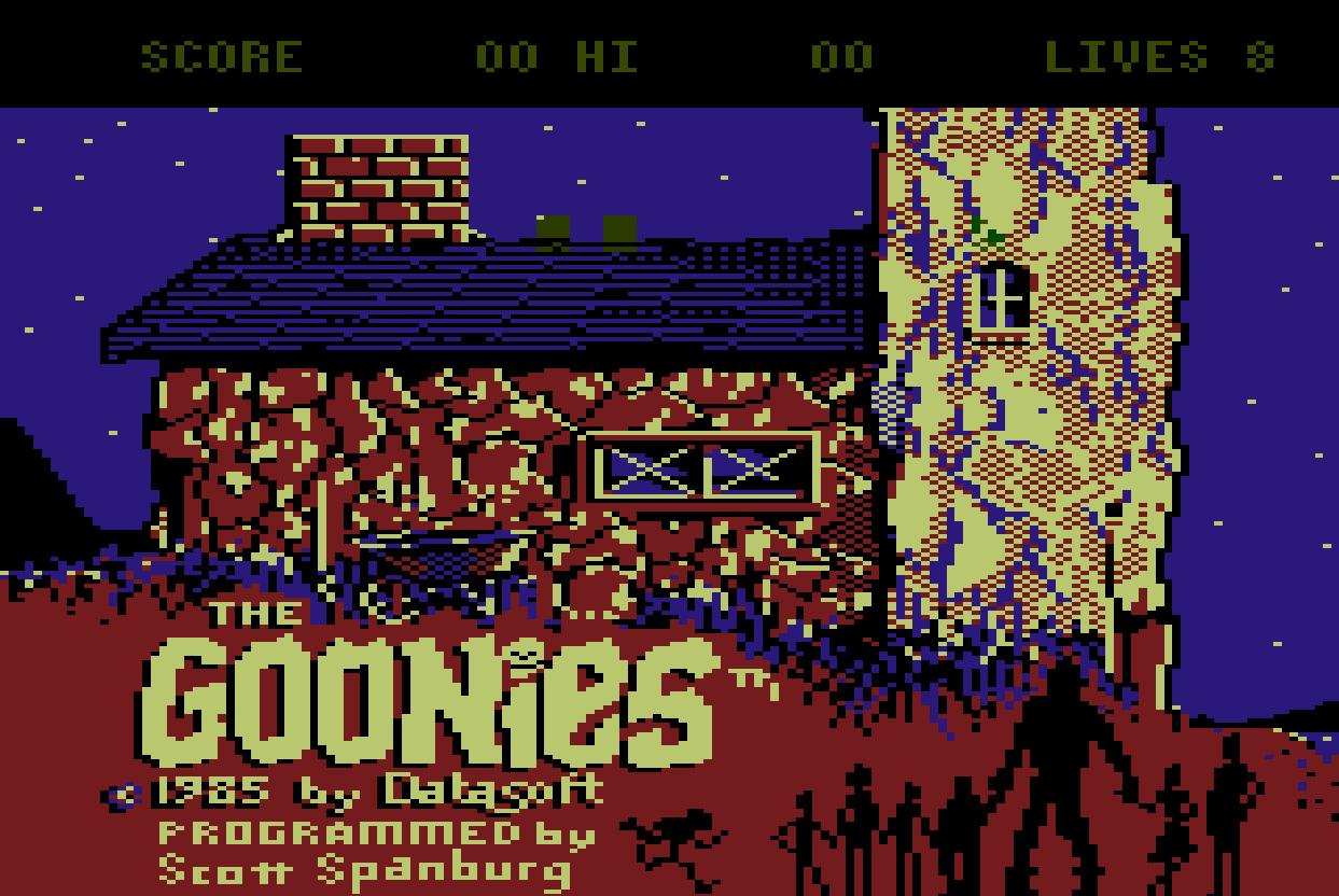 Goonies - Plus4 - Magyar Fejlesztésű Játékok