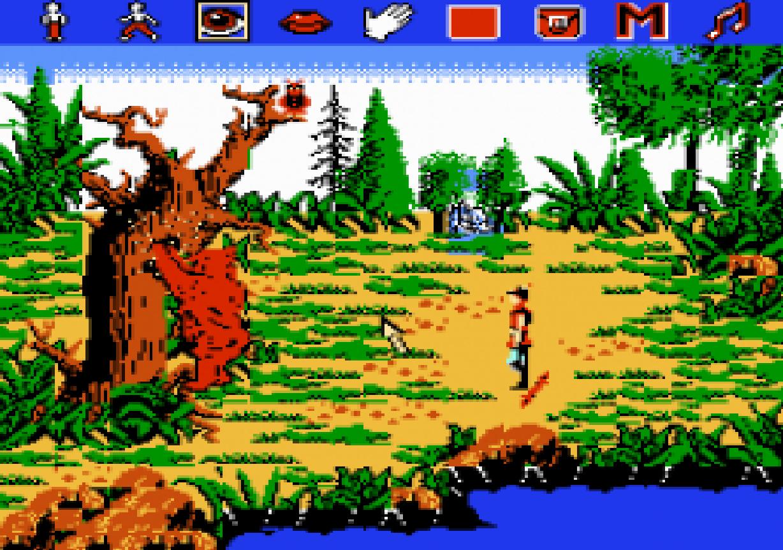Kings Quest 5 - NES - Magyar Fejlesztésű Játékok