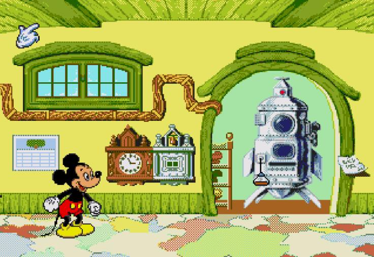 Mickeys Blast into the Past - Magyar Fejlesztésű Játékok