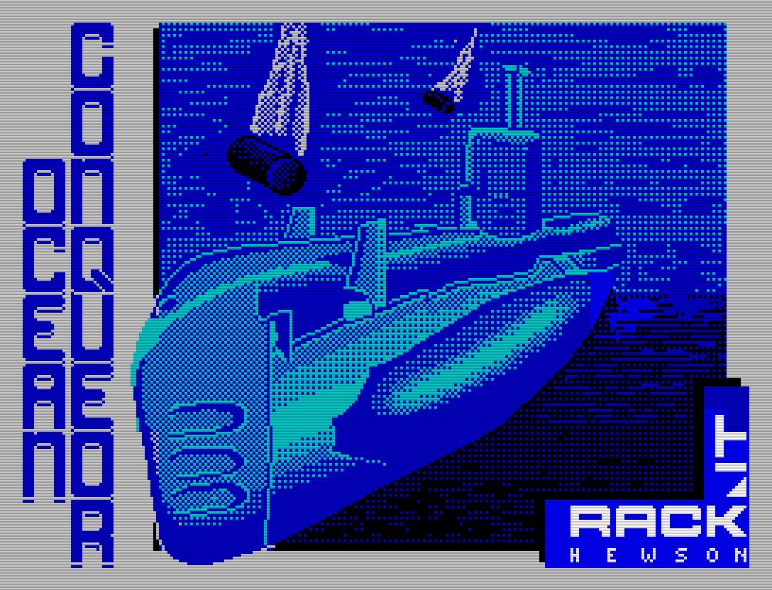 Nautilus Ocean Conqueror - Spectrum - Magyar Fejlesztésű Játékok