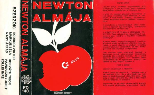 Newton Almája - Plus4 - Magyar Fejlesztésű Játékok
