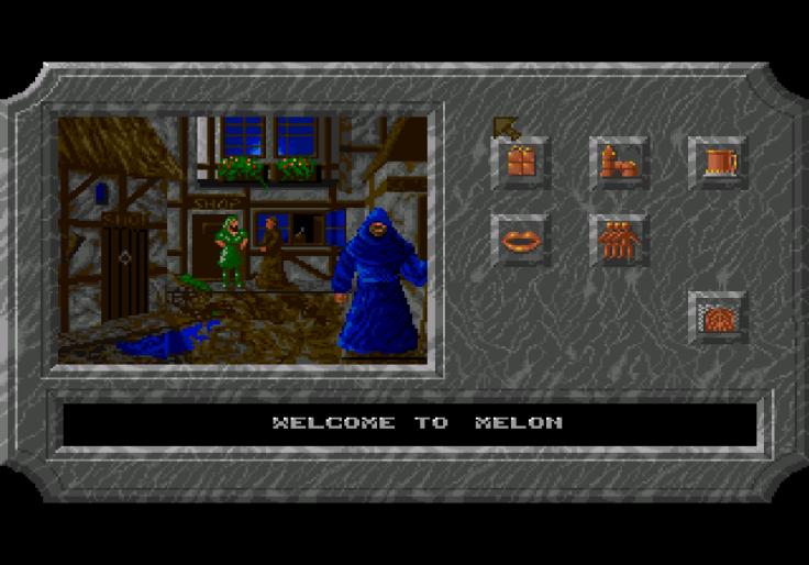 Piracy on the High Seas - Amiga - Magyar Fejlesztésű Játékok