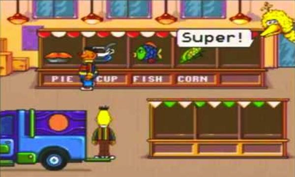 Sesame Street Alphabet Avenue - Magyar Fejlesztésű Játékok - Pico