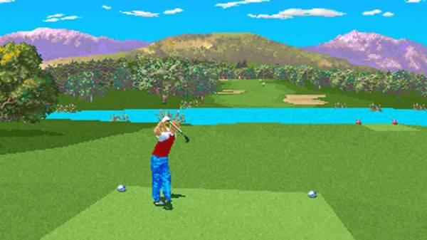 Wilson ProStaff Golf MS-DOS - Magyar Fejlesztésű Játékok