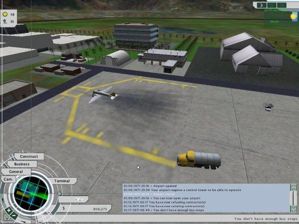 Airport Tycoon 3 - Magyar Fejlesztésű Játékok