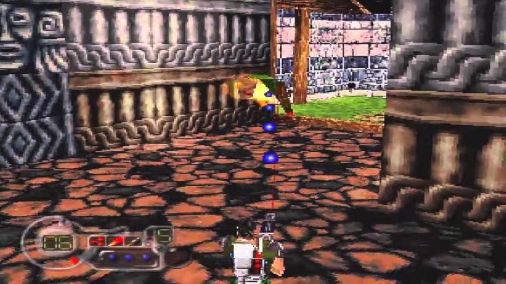 C - The Contra Adventure - Magyar Fejlesztésű Játékok - Playstation