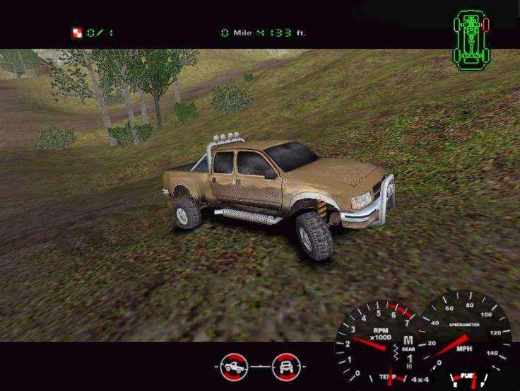Cabelas 4x4 Off-Road Adventure 2 - Magyar Fejlesztésű Játékok