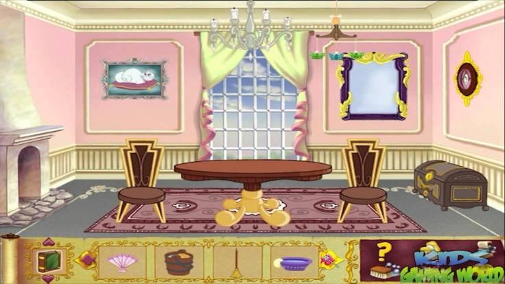 Disneys Cinderellas Dollhouse - Magyar Fejlesztésű Játékok