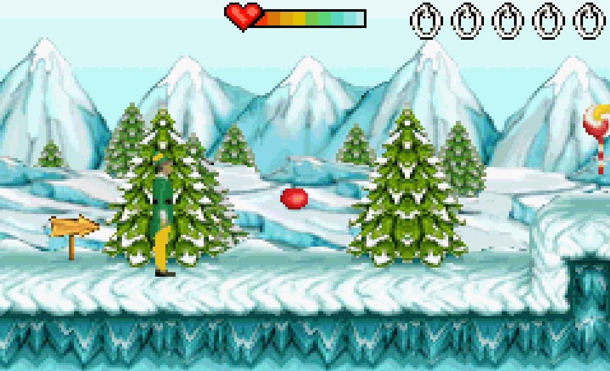 Elf The Movie - Magyar Fejlesztésű Játékok