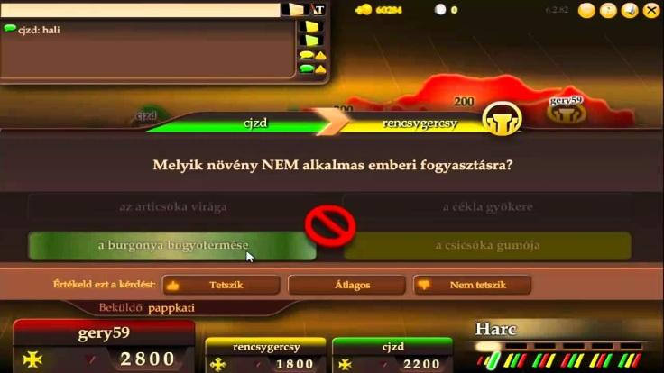 Honfoglaló - Magyar Fejlesztésű Játékok