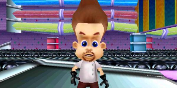 Jimmy neutron vs Jimmy negatron - Magyar Fejlesztésű Játékok