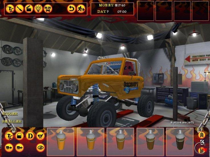 Monster Garage - Magyar Fejlesztésű Játékok