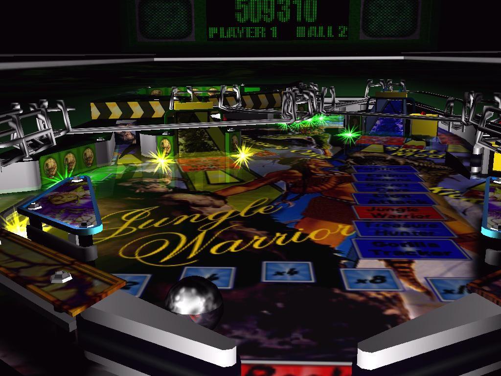 Pinball Full-tilt fun! - Windows - Magyar Fejlesztésű Játékok