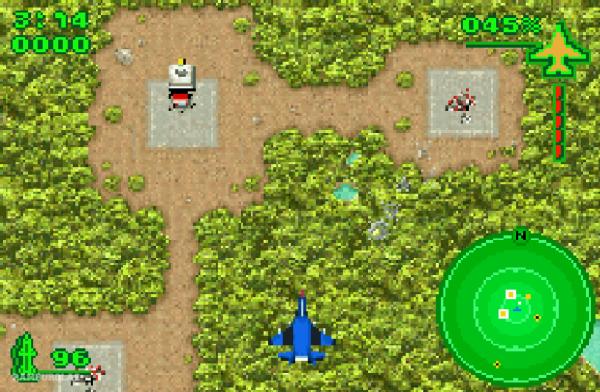 Ace Combat Advance - Magyar Fejlesztésű Játékok