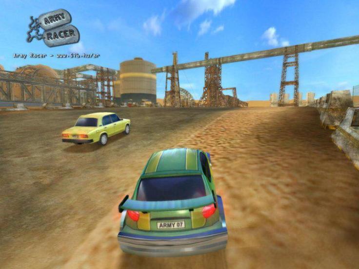 Army Racer - Magyar Fejlesztésű Játékok
