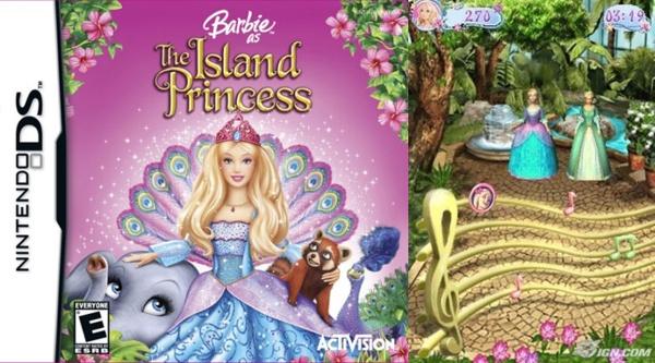 Barbie as the island princess - Magyar Fejlesztésű Játékok