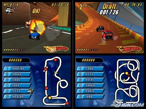 Hot Wheels Beat That! DS - Magyar Fejlesztésű Játékok