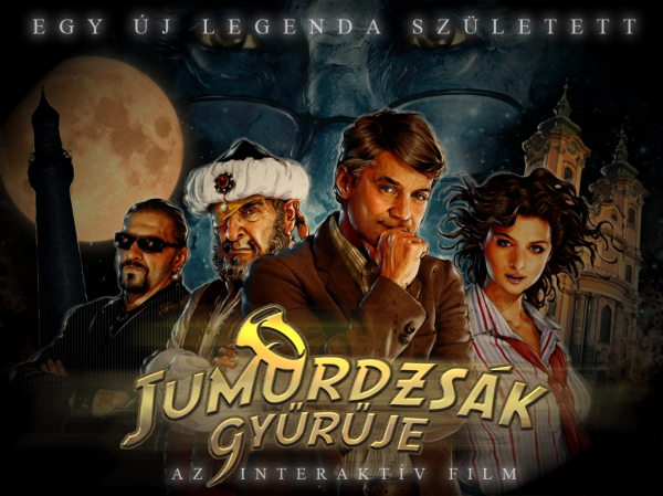 Jumurdzsák Gyűrűje - Magyar Fejlesztésű Játékok