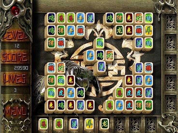Mahjong Zodiac - Magyar Fejlesztésű Játékok