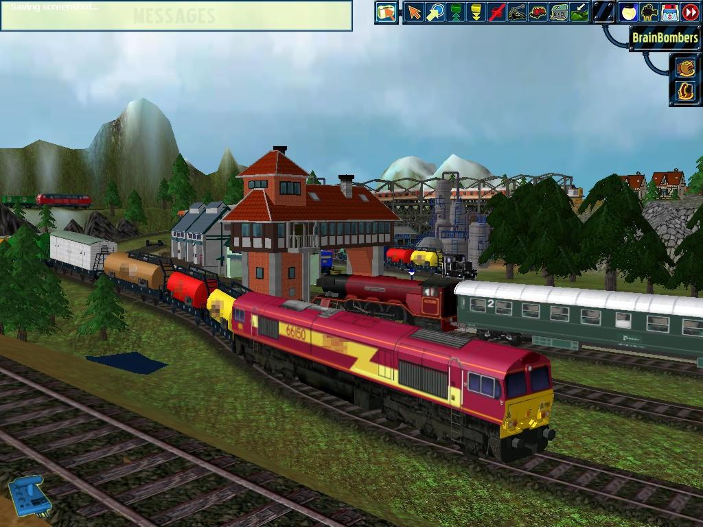 Rule The Rail - Magyar Fejlesztésű Játékok