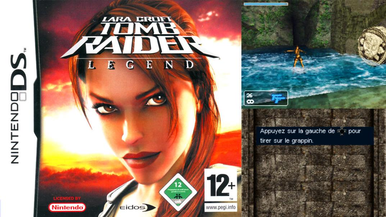 Tomb Raider Legend - Magyar Fejlesztésű Játékok
