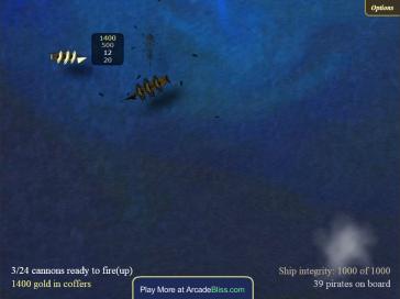 Treasure of Cutlass Reef - Magyar Fejlesztésű Játékok