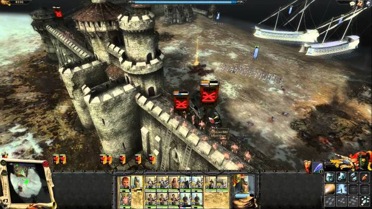 Warhammer Mark of Chaos - Magyar Fejlesztésű Játékok