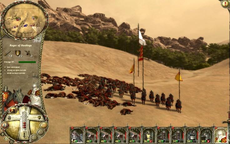 Crusaders - Thy Kingdom Come - Magyar Fejlesztésű Játékok