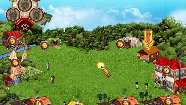 Floating Kingdoms - Magyar Fejlesztésű Játékok