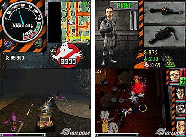 Ghostbusters The Video Game DS - Magyar Fejlesztésű Játékok