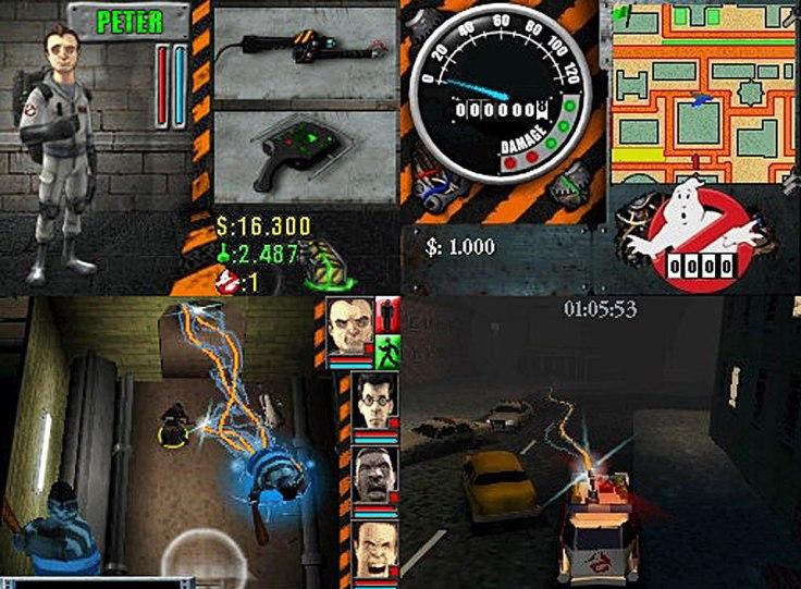Ghostbusters-The-Video-Game-DS---Magyar-Fejlesztésű-Játékok