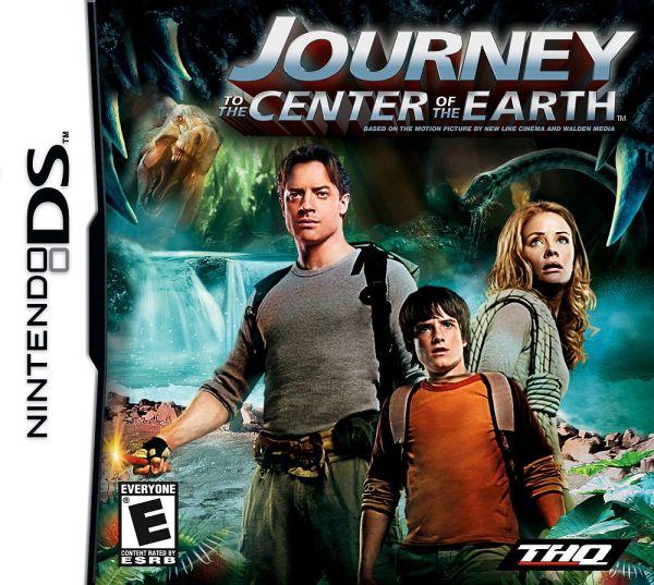 Journey to the Center of the Earth - Magyar Fejlesztésű Játékok