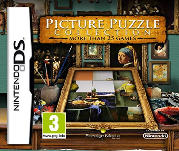 Picture Puzzle Collection - Magyar Fejlesztésű Játékok