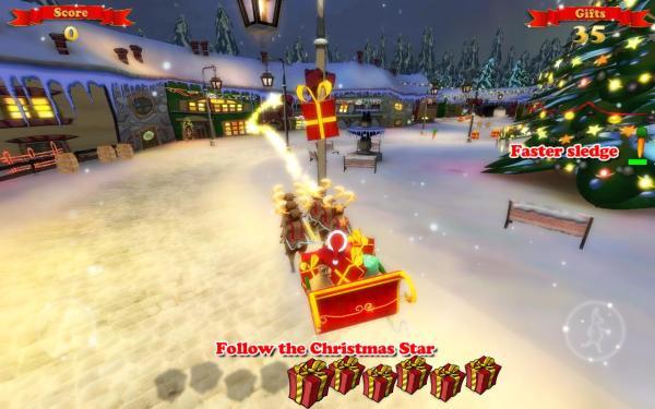 Santa Ride 2 - Magyar Fejlesztésű Játékok