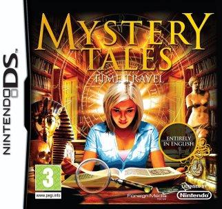 Mystery-Tales-Time-Travel-Nintendo-DS - Magyar Játékok