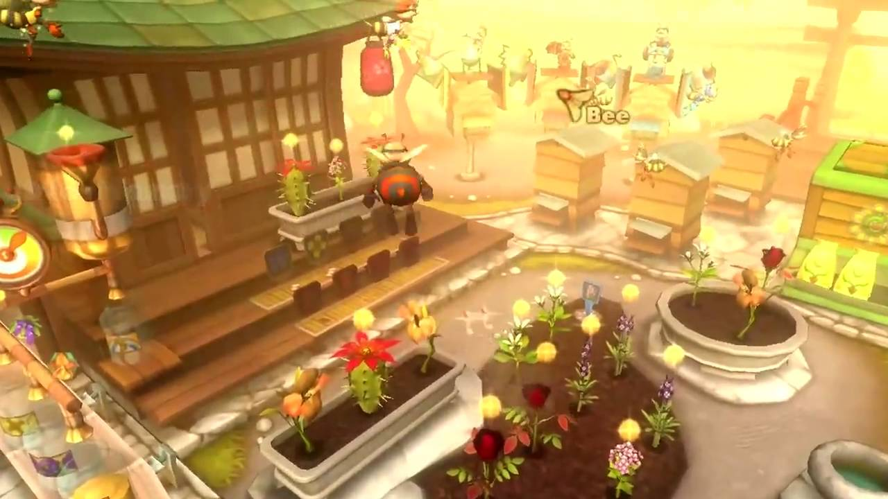 Bee Garden - Magyar Játék