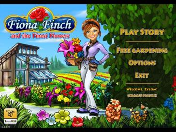 Fiona Finch and the Finest Flowers - Magyar Játékok