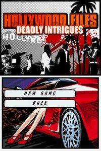 Hollywood Files - Deadly Intrigues - Magyar Játék